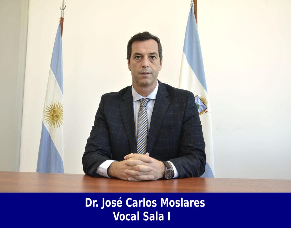 Dr. José Carlos Moslares