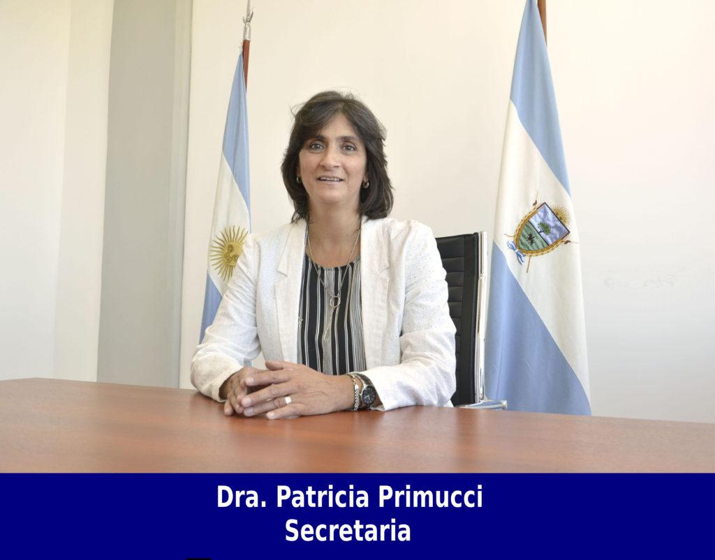 Dra. Patricia Primucci